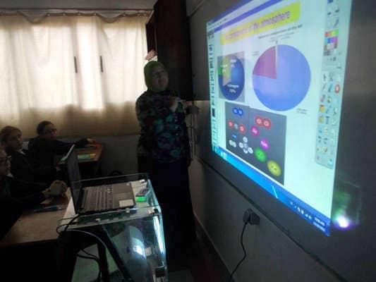 مدرسة العروبة الجديدة للغات بالدقي - Orouba Language School Doki
