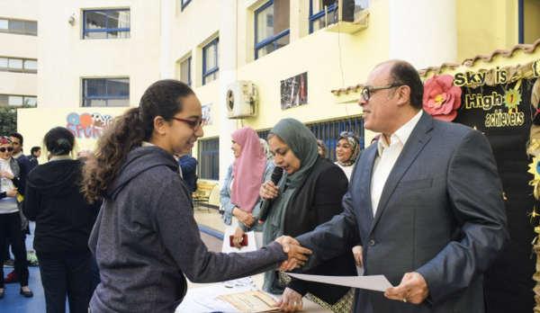مدرسة منارة المعادي للغات - Manarat El Maadi Language School
