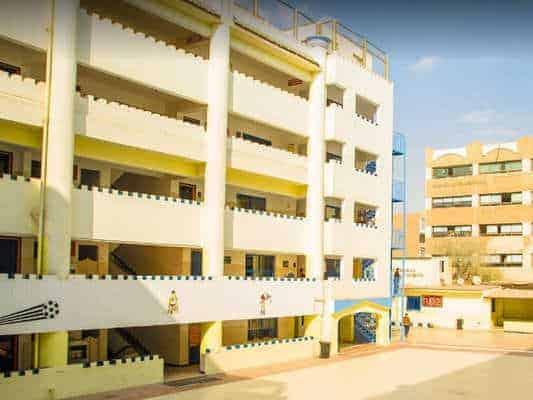 تأسست مدرسة منارة المعادي للغات في عام 1998 ، كمدرسة وطنية للغات ومنذ ذلك الحين تم بذل جهود كبيرة لجعلها مدرسة دولية معتمدة