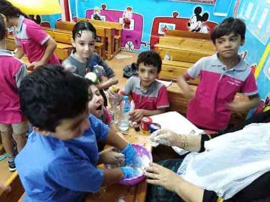 مدرسة ابن لقمان الخاصة بحلوان - Ibn Loqman