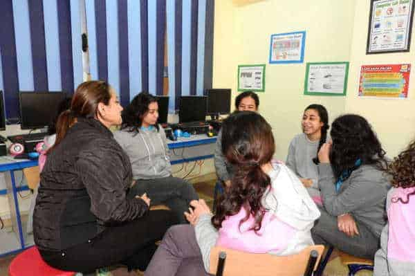 مدرسة سانت ماري إلياس الدولية للبنات بالمعادي