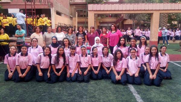 مدرسة سانت ماري للغات في حلوان - Saint Mary Language School