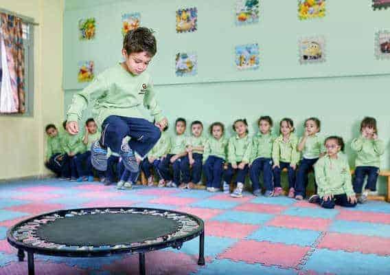 مدارس نور للغات بالمعادي - Noor language school