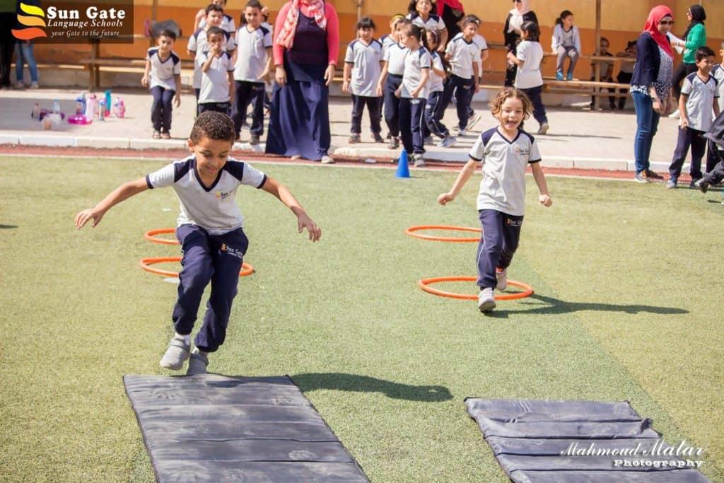 مدرسة صن جيت للغات - Sun gate language school
