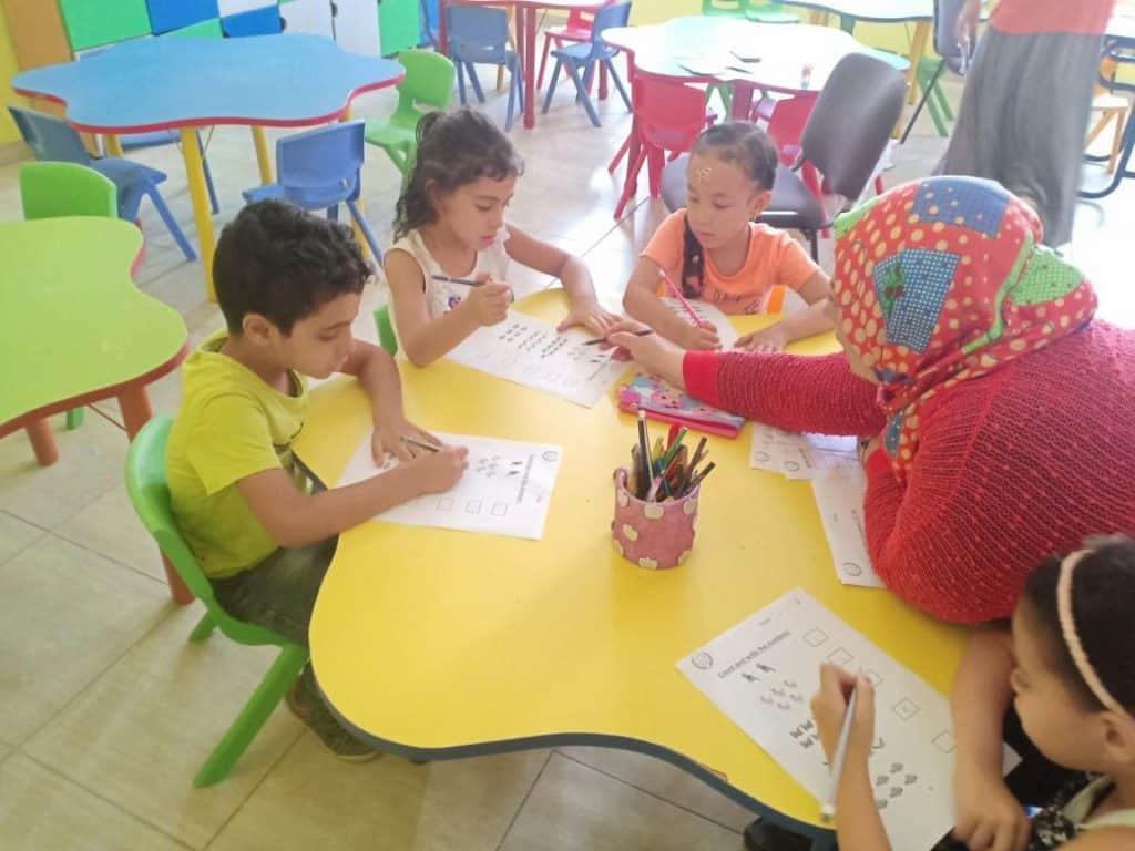 مدارس ألفا للغات