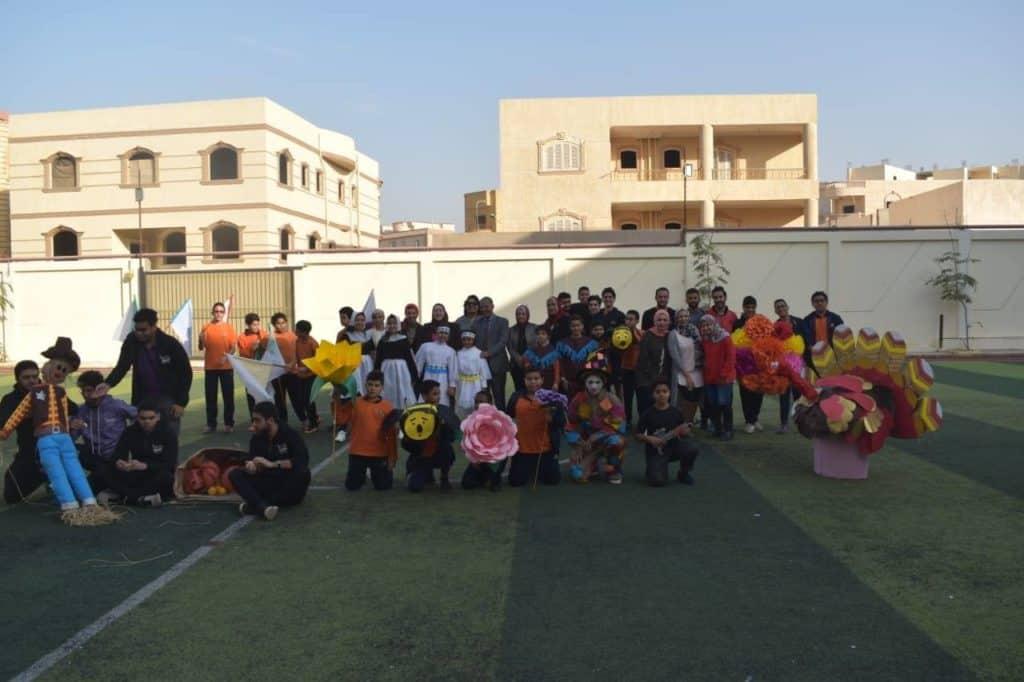 مدرسة أولاد النيل الدولية - Nile Sons International School