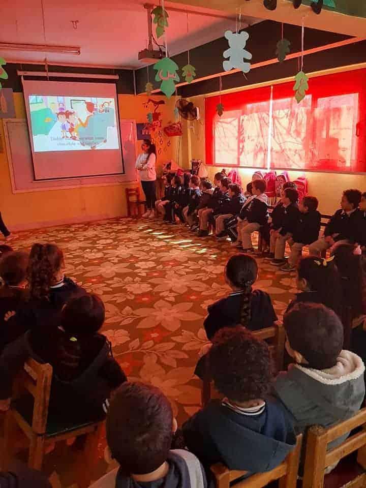مدرسة ايجلز للغات الجيزة- Eagles Language School Giza