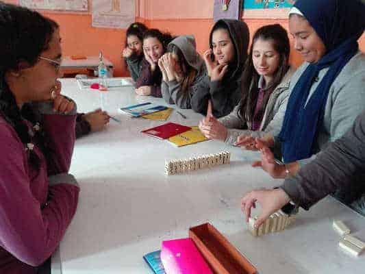 مدرسة السيدة خديحة الإسلامية الخاصة مصر الجديدة