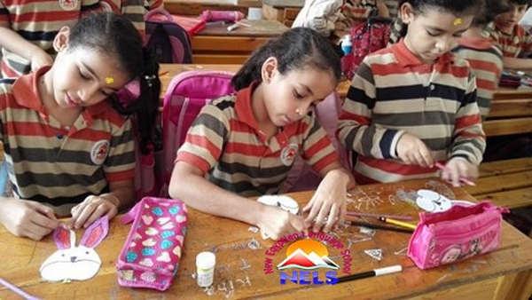 المدرسة المصرية الجديدة لغات مصر الجديدة