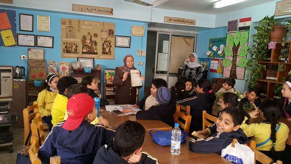 مدرسة اون هليوبوليس للغات - Own Heliopolis Language School
