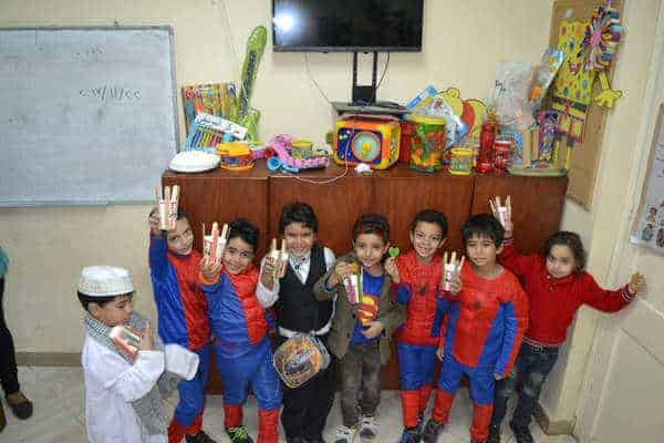 المدرسة البطريركية الابتدائية مصر الجديدة - Patriarchal college co-educational
