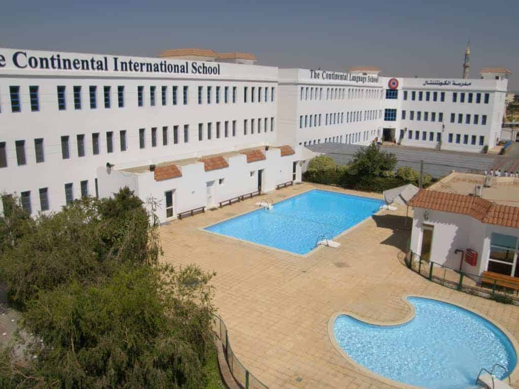 The Continental School Of Cairo