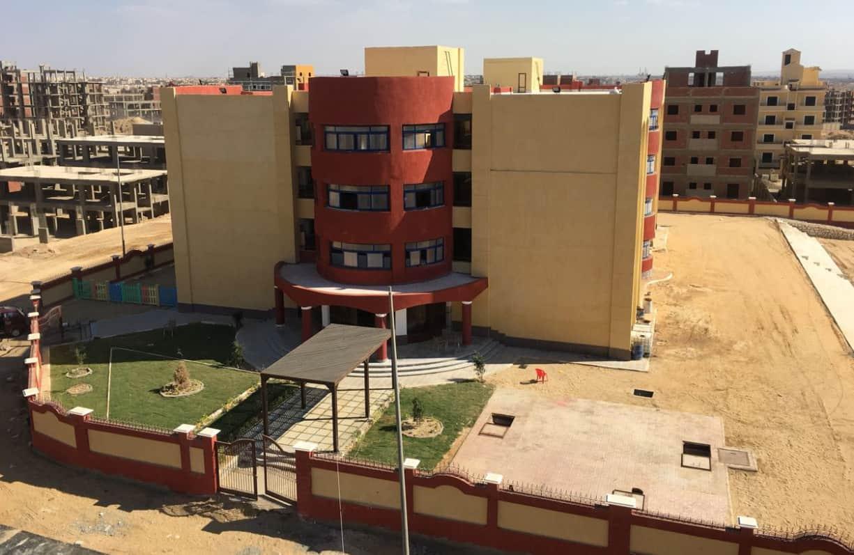 المدرسة المصرية اليابانية بالمنطقة الصناعية باكتوبر - Egyptian Japanese School October - EJS