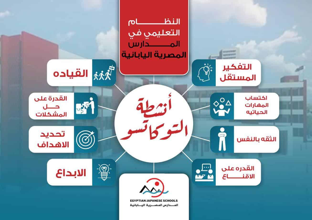 المدرسة المصرية اليابانية الشروق 2 - Egyptian Japanese School Elsherouk 2 - EJS