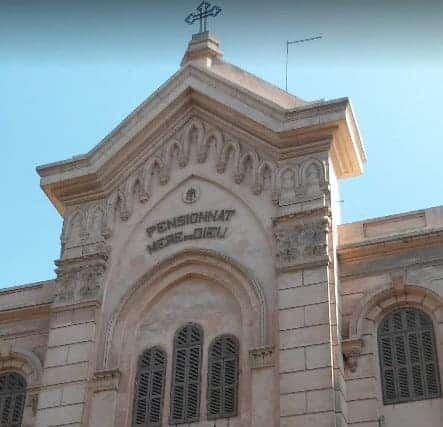 مدرسة ميري دي ديو جاردن سيتي