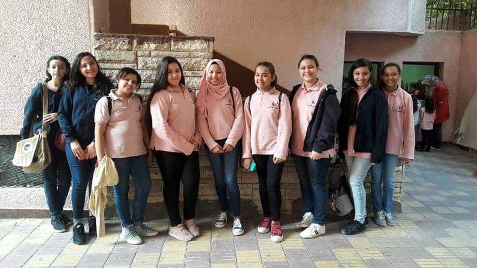 مدرسة الرائد للغات مصر الجديدة