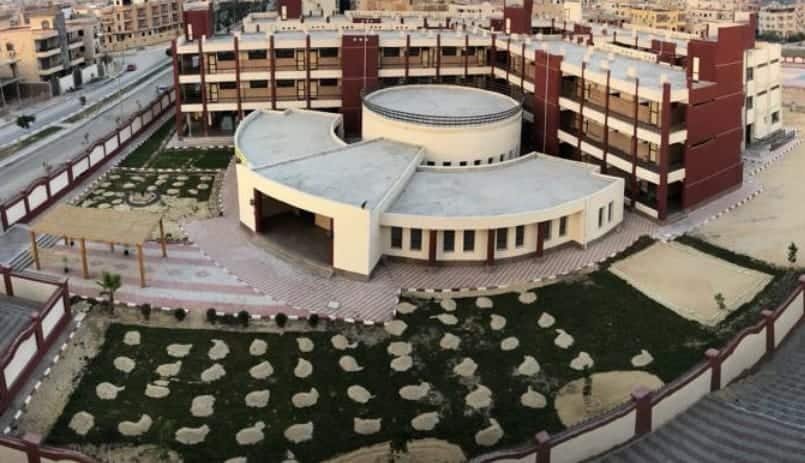 المدرسة المصرية اليابانية بالعبور - Egyptian Japanese School Obour City - EJS