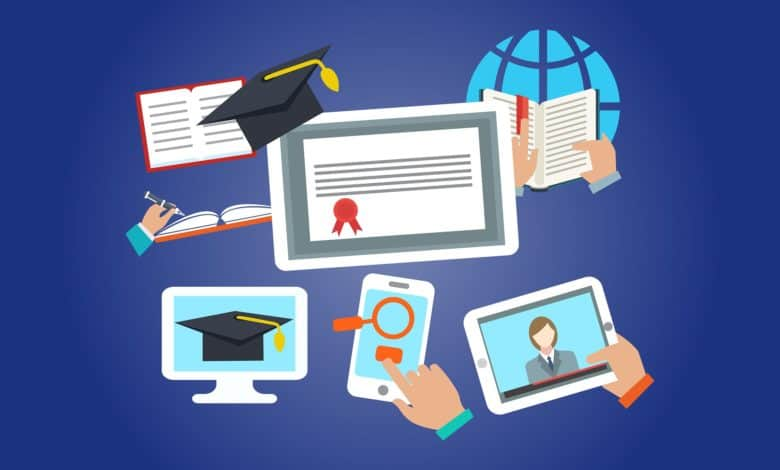 بين التعليم والتعلم 1