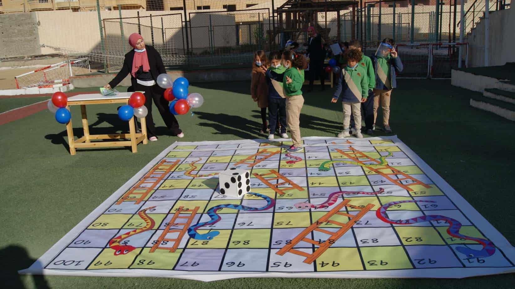 مدرسة نيو فيجن للغات حدائق الاهرام - New Vision Language School Hadayek Alahram