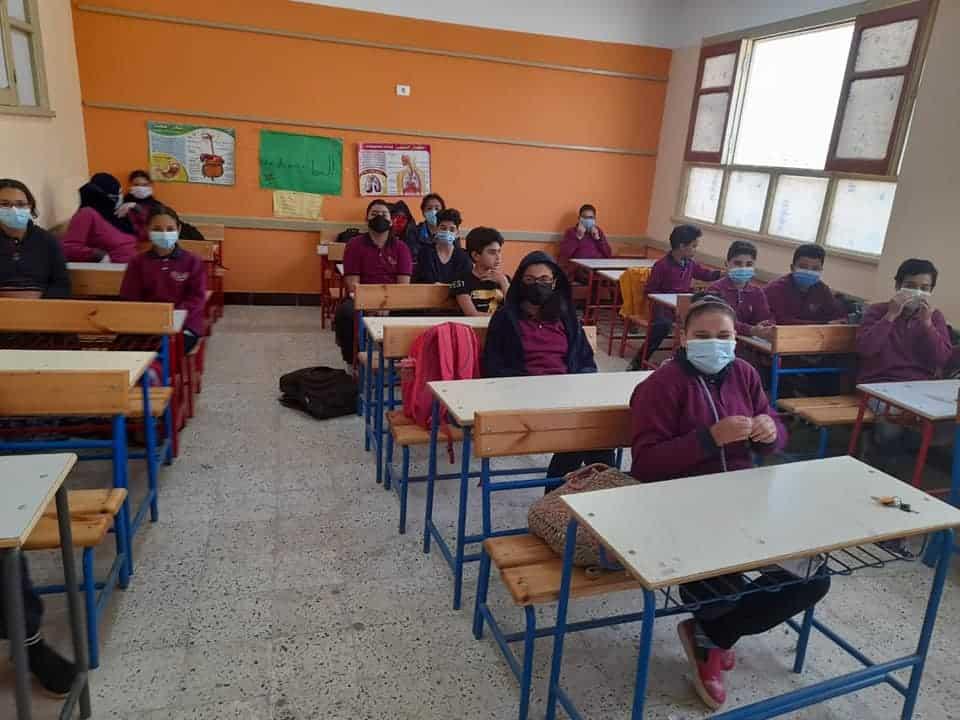 مدرسة الحي الثاني الرسمية المتميزة لغات - 2nd District Distinguished Governmental Language School