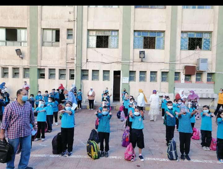 مدرسة الشهيد محمد محمود ابو سريع الرسمية المتميزة لغات - الواحة المستقبل 18