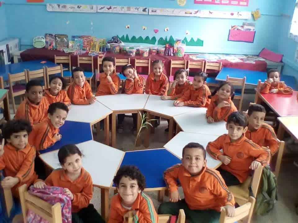 مدرسة الشهيد اللواء طارق المرجاوى الرسمية لغات