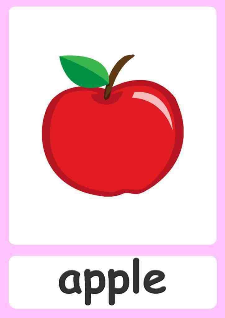 اسماء الفواكه ورك شيت - Fruits Worksheet