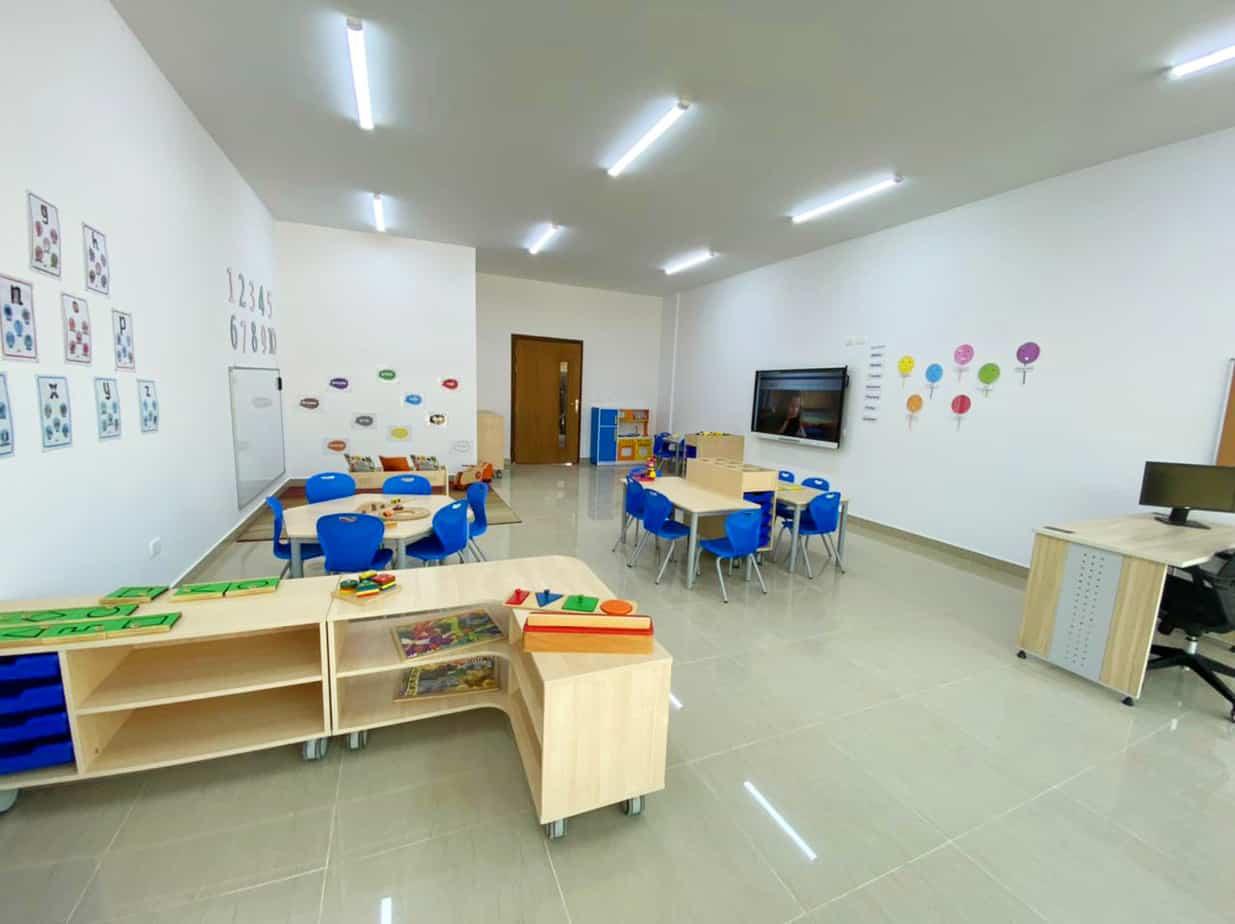 مدرسة ساكسوني الدولية - Saxony International School - SIS